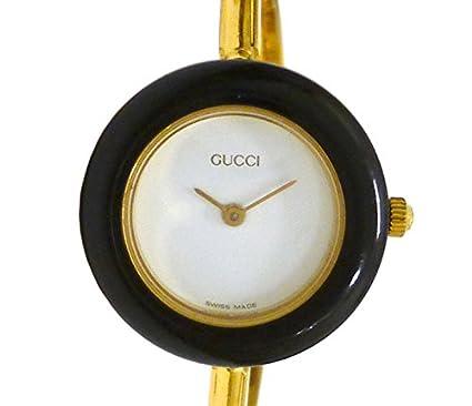 3ee81cc0af78 Amazon | [グッチ] GUCCI チェンジベゼル レディース 腕時計 11/12.2 [中古] | GUCCI(グッチ) | 腕時計 通販