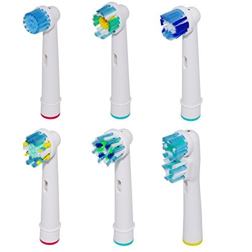 ITECHNIK Replacement Toothbrush Professional Different