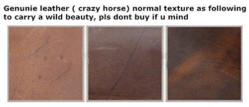 Zarapack - Bolso bandolera hombre - marrón oscuro