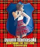 【Blu-ray】ayumi hamasaki COUNTDOWN LIVE 2007-2008 Anniversary