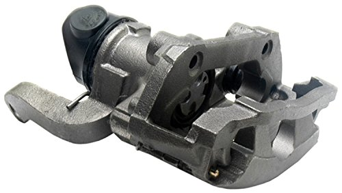 fessional Rear Passenger Side Disc Brake Caliper Assembly without Pads (Friction Ready Non-Coated), Remanufactured ()