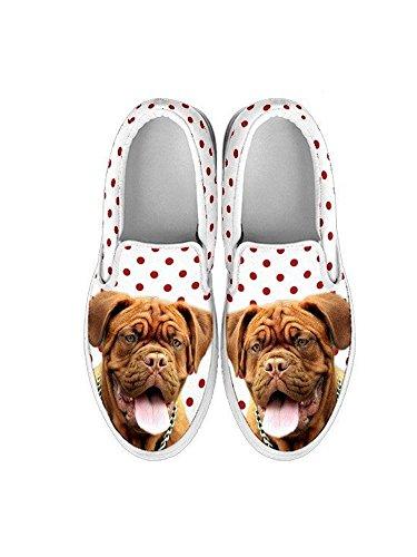 Youth Bordeaux Footwear - 6