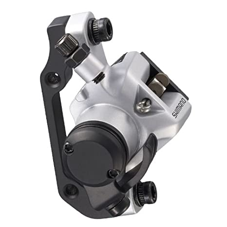 Amazon.com: Shimano BR-M416 freno de disco mecánico Caliper ...