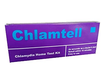 Chlamydia Home Test Kit, Instant STI Results for Male and Female to Self Test
