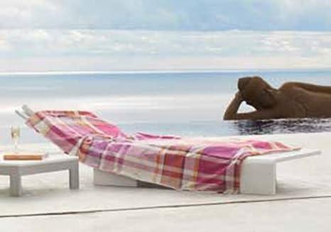 Essenza Toalla de playa, strandlaken Villa 100 x 180, color ...