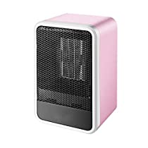 Quiet Ceramic Space Heater Office Home Bedroom Portable PTC Heater (Color : A)