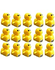 15 PCS Ducks, Track Toy Electric Music Stair Climbing Children's Toy Accessories