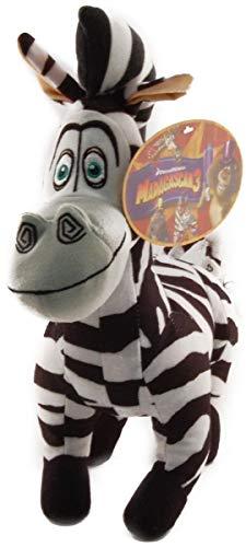 Madagascar 3 Marty Plush -