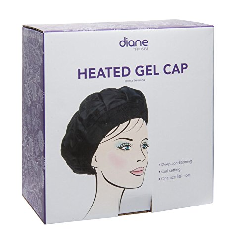 Diane Fromm Heated Gel Cap by MayaBeauty (Microwave Hair Conditioning Cap compare prices)