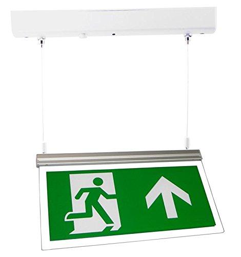 LED salida señal luz montaje en superficie C/W en la flecha ...