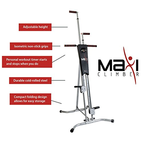 Maxi Climber Total Body Workout
