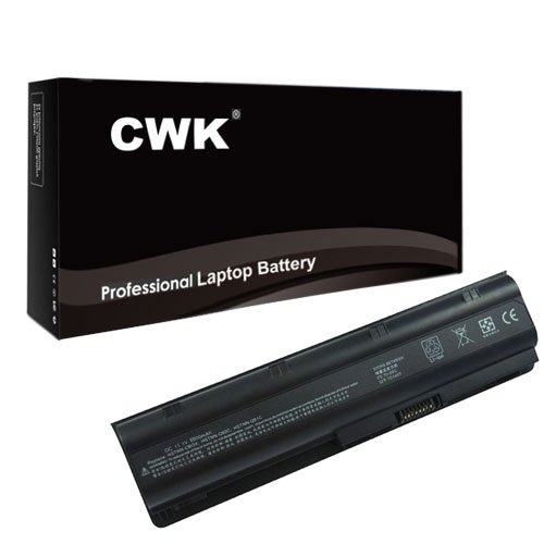 CWK 12 Cell High Capacity Laptop Notebook Battery for HP G42-467TU G42-471TX G42-472TX G42-473TX G42-474TX G42-475DX G42-480TX G42-494TU G42t G42T G56-118CA G56-126NR G72-B54NR 473tx Laptop Battery