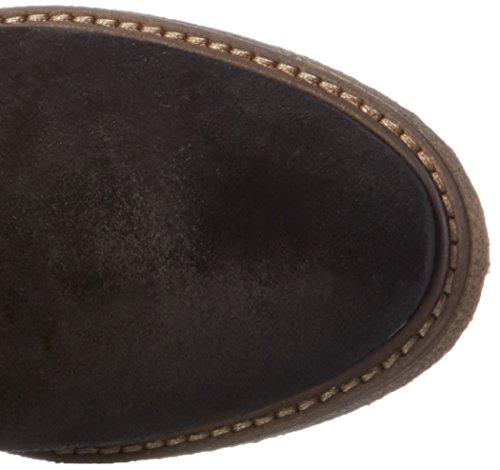 Gabor Shoes Fashion, Botas de Montar para Mujer Negro (Schwarz 17)
