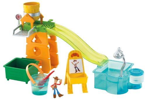 Toy Story Slide 'n' Surprise Playground Playset by Mattel