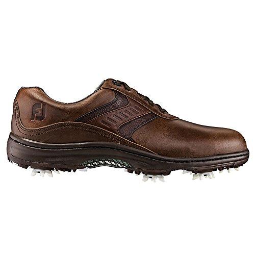 Brown Golf Shoe - 3