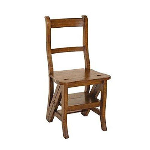 Nomades Design  500834 Chaise libraire Bois 47 x 44 x 90 cm