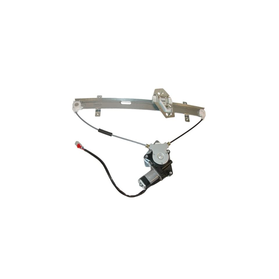 Mazda MPV Front Power Window Regulator with Motor Driver Side 125 58766L