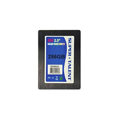 Super Talent 2.5-Inch 256GB 44-Pin IDE/PATA Internal SSD ...