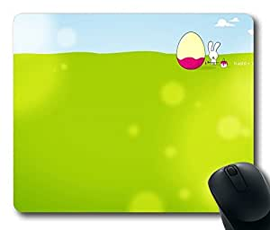 Mouse Pad Easter 6 Desktop Laptop Mousepads Comfortable Office Mouse Pad Mat Cute Gaming Mouse Pad
