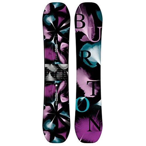Burton Kids Women's Déjà Vu Smalls '18 138 (Youth) Multi 138 Fiberglass Twin Tip Skis