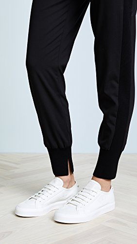 Adidas Womens Raf Simons Stan Smith Esprit Baskets Basses Optiques Blanc / Blanc Optique