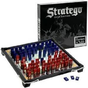 Board Games Hasbro Stratego Onyx Edition by: Amazon.es: Juguetes y juegos