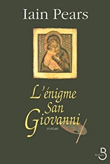 L'énigme San Giovanni, Pears, Iain