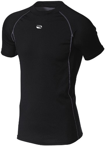 MSR Base Layer Short-Sleeved Undershirt - X-Large/Black