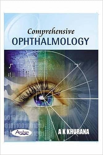 Comprehensive Ophthalmology, 4th Edition: 9781905740789