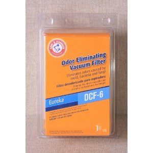 ARM and HAMMER Eureka DCF-6 Filter, Appliances for Home