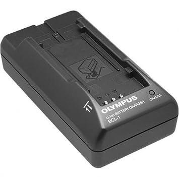 Amazon.com: Olympus bcl-1 Li-Ion cargador de batería para ...