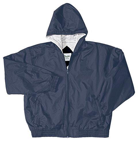 CLASSROOM Big Boys' Uniform Lined Bomber Jacket, Navy, Large ()
