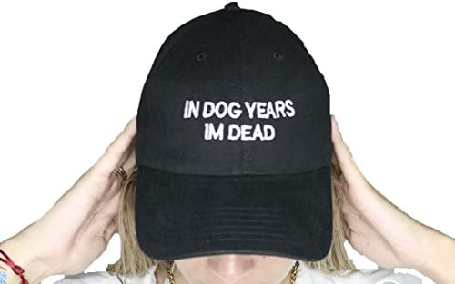 In dog years im dead