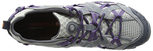 Merrell Waterpro Maipo, Chaussures de Sport Aquatiques Femme Multicolore (Grey/Royal Lilac)