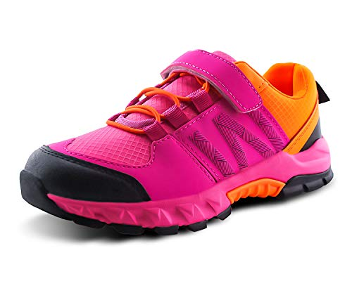 Image of Jabasic Kids Hiking Shoes Outdoor Adventure Athletic Sneakers