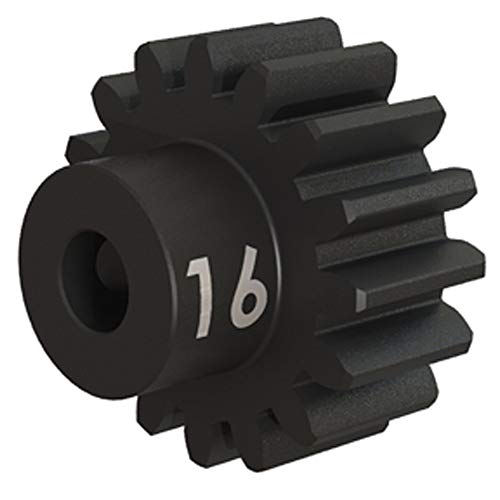 Traxxas 3946X 16-Tooth Hardened Steel Pinion Gear (32 Pitch)