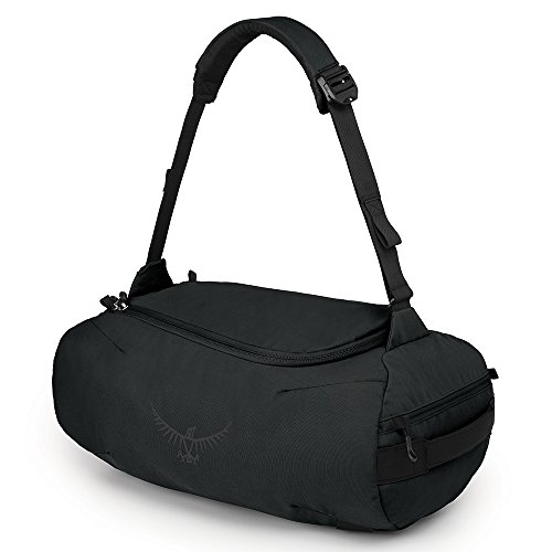 Osprey Packs Trillium 65 Duffel Bag, Black, One Size