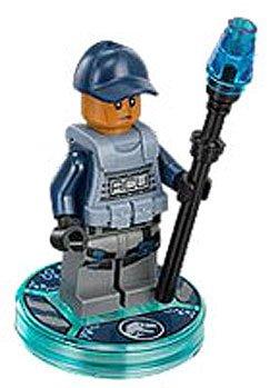 LEGO Jurassic World ACU Trooper Minifigue