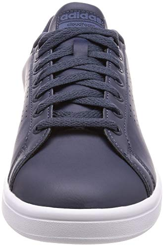 new product d4a54 7b573 adidas Mens Cloudfoam Advantage Clean Gymnastics Shoes Amazon.co.uk  Shoes  Bags