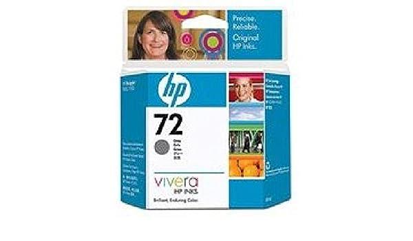 HP 72 – Gris – ORIGINAL – Cartucho de tinta – para DesignJet T1100 ...