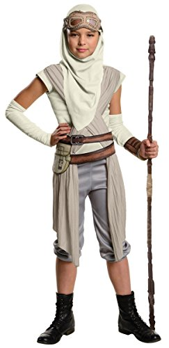 (Rey Eye Mask and Hood Costume)