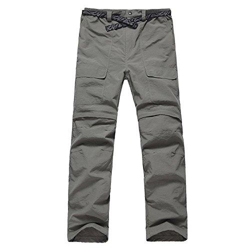 Dry Zip Off Pant - 5
