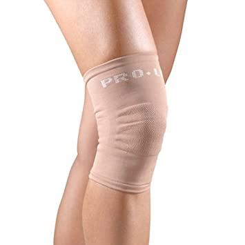 78d0943401 Image Unavailable. Image not available for. Color: Fla 37-400SMBEG Pro Lite  Knee Support Knitted ...