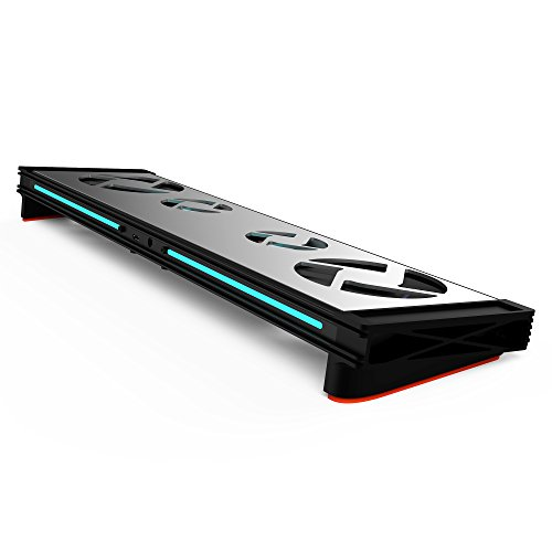 Smart Laptop Cooler for Alienware 17R4 (Newest Improved Edition) by Advancing Gene