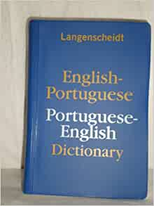 English-Portuguese, Portuguese-English Dictionary ...