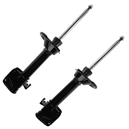 (Shock Strut Pair Rear LH & RH for 02-03 Subaru Impreza Outback WRX Wagon)
