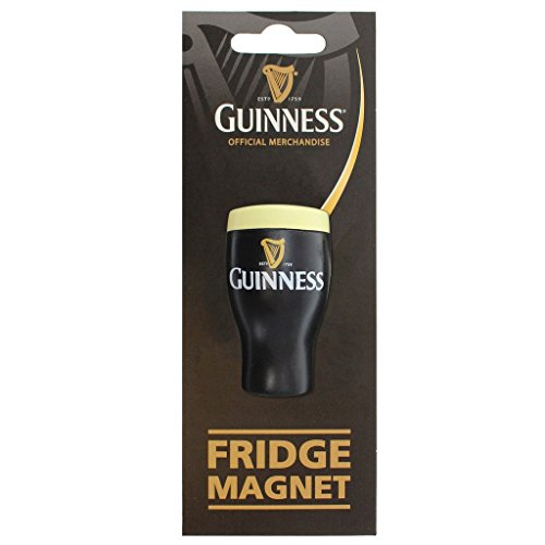 Guinness Pint Resin Fridge Magnet ()