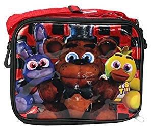 Five Nights At Freddys Lunch kit Bag box Bonnie -