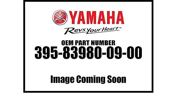 Yamaha OEM Part 395-83980-00-00 STOP SWITCH ASSEMBLY