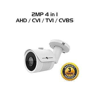 Ares Vision 4 in 1 2 MP AHD/TVI/CVI/CVBS 3.6MM Bullet CCTV Camera w/IR Night Vision